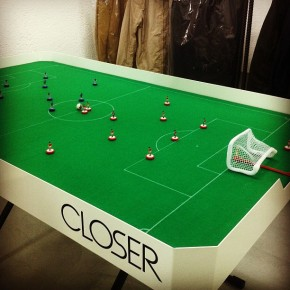"model ""CLOSER"" subbuteo"