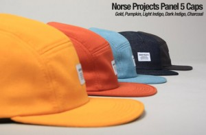 Norse-Projects-5-Panel-Caps