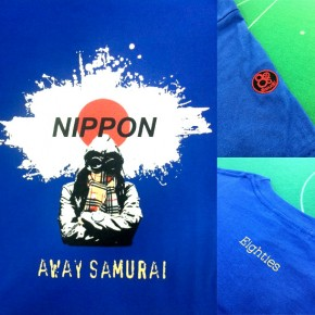 "80s Casuals(Eighties) × CLOSER model ""NIPPON"" 2012 Limited Edition"