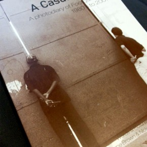 "re-stock:A Casual Look ""A Photodiary of Football Fans, 1980s to 2001"""