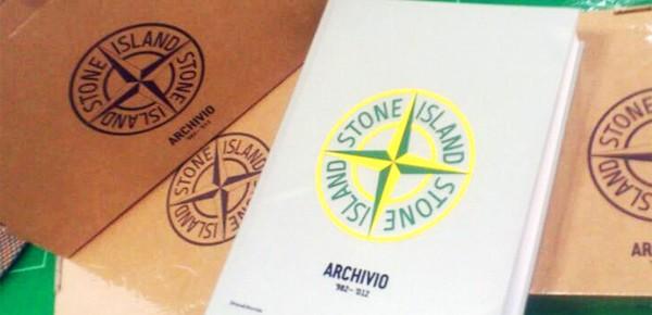 "arrived! ""STONE ISLAND ARCHIVIO '982–'012"""