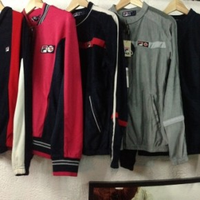 Wall of FILA