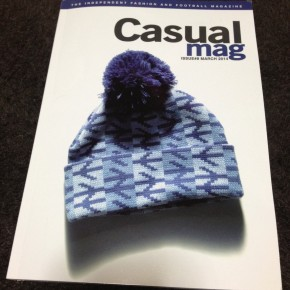 Casual mag #8 THE BEST TURNOUT SO FAR !