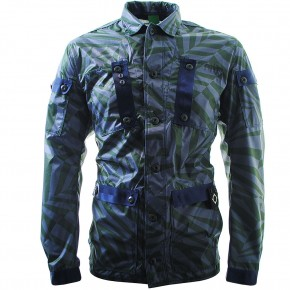 MA.STRUM DAZZLE CAMO FIELD OUTERSHIRT