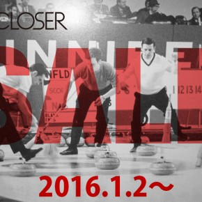 "2016 CLOSER ""first SALE"""